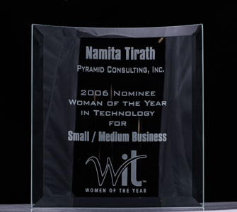 2006 Nominee Woman of the Year in Technology